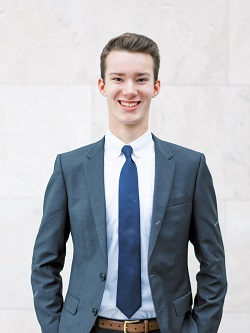 Gavin Rogers is a second-year student at The Ohio State University studying Finance and Economics. On-campus he is involved in the Business Scholars Program, Undergraduate Consulting Club, Buckeye Capital Investors Club, Fisher CARES Community Service Organization as well as Cru the Ohio State Christian Organization. Gavin is currently working at the Ohio State Wexner Medical Center's Department of Financial Services as a student analyst. He is grateful to have been selected for this award by the members of the AFSA-IRS.